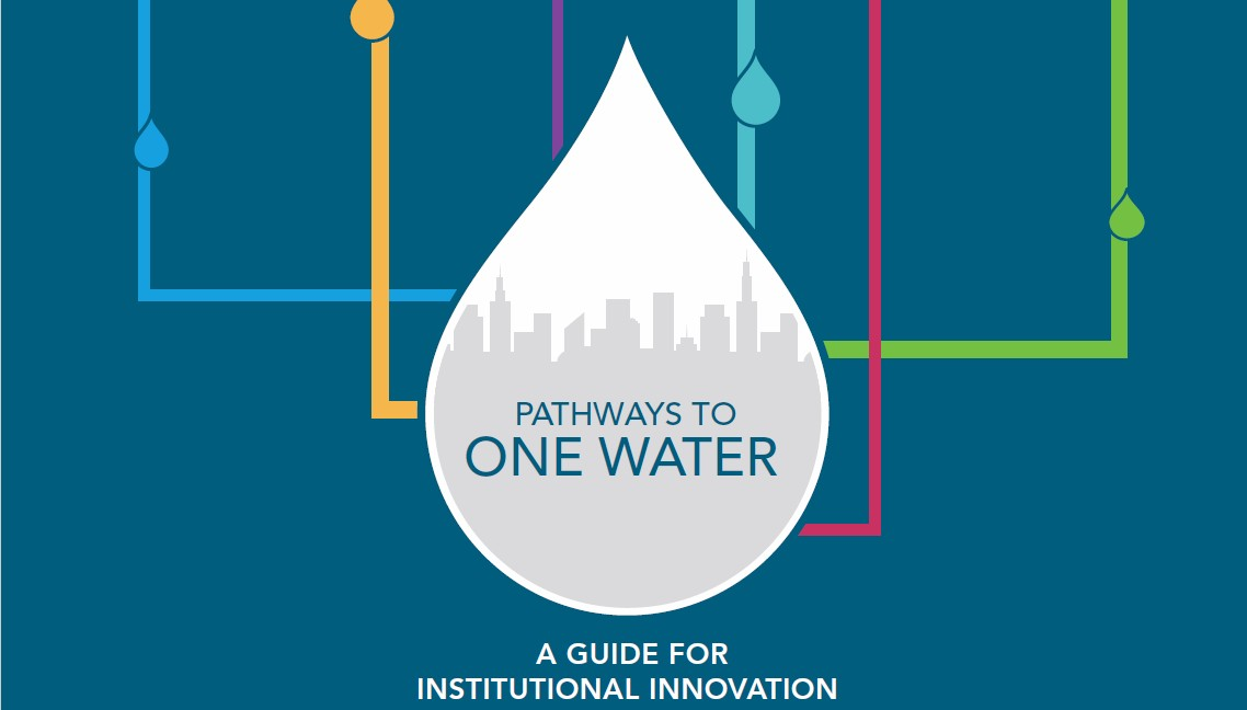 Pathways to One Water - A Guide for Institutional Innovation