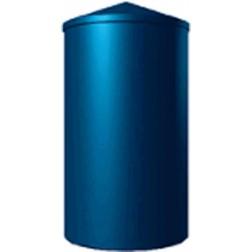 OW 2,000 litre polyethylene rainwater tank - round
