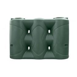 OW 4,000 litre polyethylene rainwater  tank - slimline