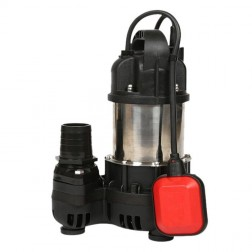 """MAS-400A 1/2 HP 11/2"""" submersible de-watering eco pump - Automatic"""