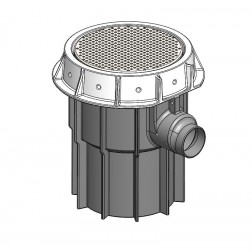 STORM_save2 point of capture surface entry stormwater seperator with integrated first flush diverter