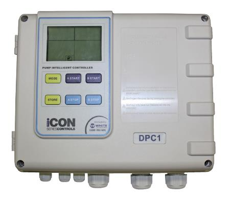 Transfer pump controllers