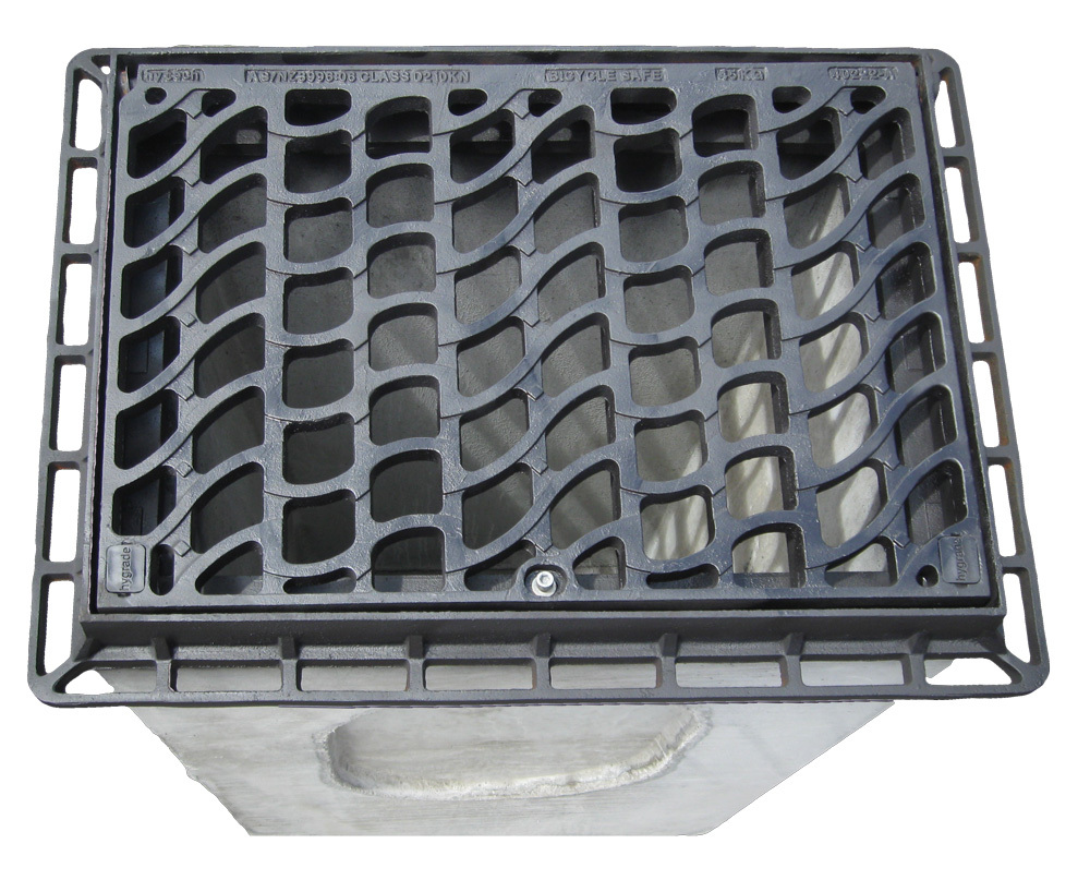 Access Covers -  Lids Grates Gatics and Rails