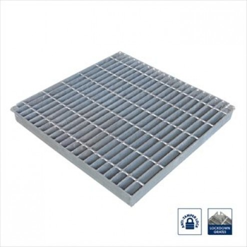 Class A Galvanised Grate 45- series