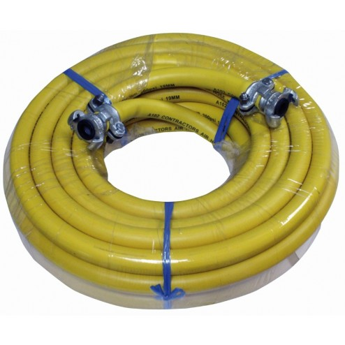 25mm air hose with claw fittings