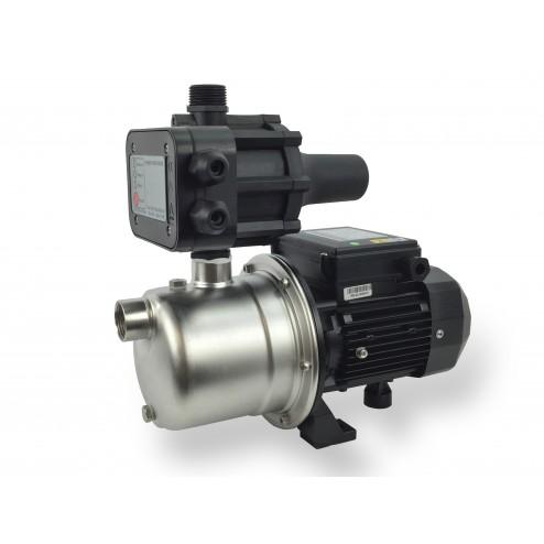 Pressure Pump 1.0 hp 750 watt stainless steel - with auto reset controller