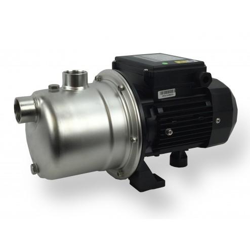 Pressure Pump SJP 1.0 hp 750 watt stainless steel - pump and motor