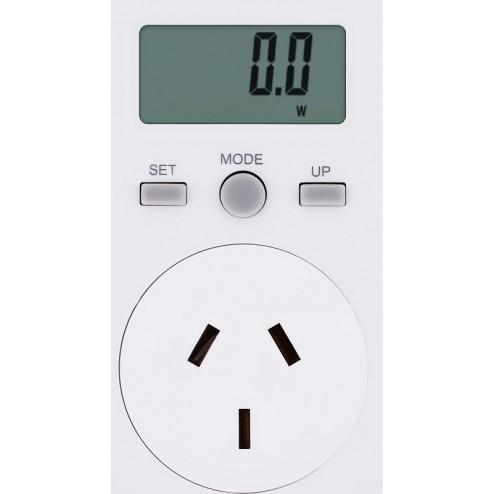 SparkleAir H1 remote power monitor