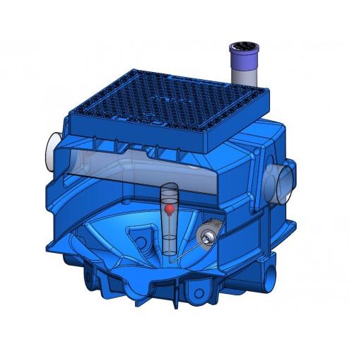 SPARKLE Rainsaver2 ~ organic seperator and first flush diverter 1000 litre