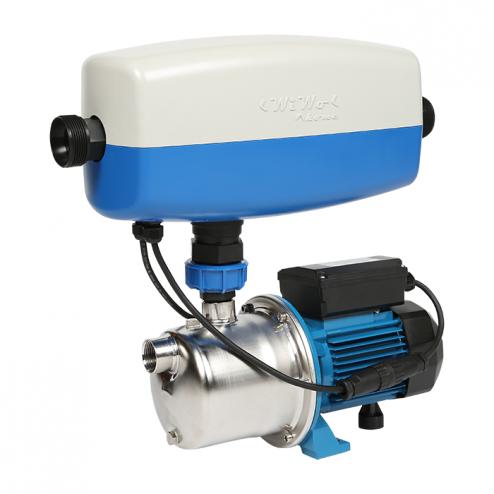Pressure Pump SJP 0.5 hp 375 watt stainless steel - with WiWo_home