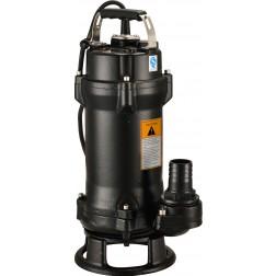 Submersible Sewer Pump - 1.5 HP DSK series 50mm sewage semi-macerator pump - manual