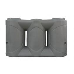 OW 5,000 litre polyethylene rainwater  tank - slimline