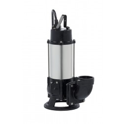 Submersible Sewer Pump - 2 HP 75mm Sewage Cutter Pump - manual