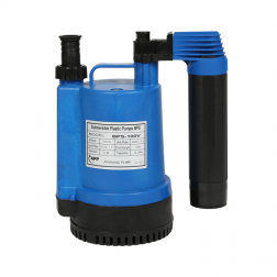 Submersible Pump BPS - 1/6 HP 25mm pit drainage - automatic (vertical)