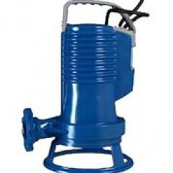 DGBLUE 0.75 HP submersible dewatering pump 75/2 /G40VMEX - manual
