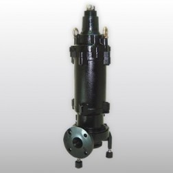 GC-5053 heavy duty 5 HP sewage grinder pump