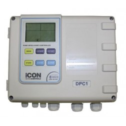 SPC single-pump controller - level transducer 230V 2.2kW