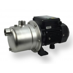 Pressure Pump SJP 1.0 hp 750 watt stainless steel - pump and motor