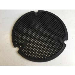 BPS grated 3mm inlet base plate