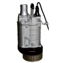 Construction Pump - 5hp 3.7kW slurry pump - 50mm discharge - light-weight aluminium body
