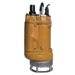Construction Pump - 1HP 50mm 5hp 3.7kW slurry pump - wear tolerant CI impellor