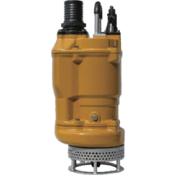 Submersible Pump KT - 7.5hp 5.5kW construction slurry pump 75mm discharge- wear tolerant CI impellor