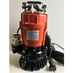 Submersible Pump KC - 0.5HP 50mm wastewater drainage - automatic
