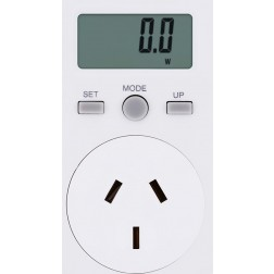 SparkleAir H1 remote power monitor