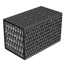 SPARKLE Storm cubic scalable underground storage matrix module