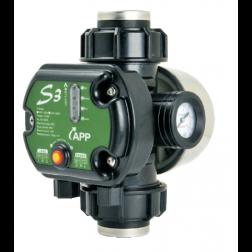 SPC automatic reset pressure control - S3
