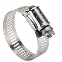 POK  44mm stainless hose clamp (32mm flex hose)