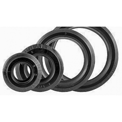 POK DWV DN150 pipe connection compression seal