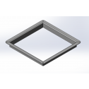 Ecov top frame for rail and ladder - 1300 series